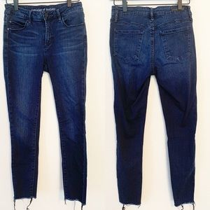 Articles of Society Carly Cut Off Hem Brooks Wash